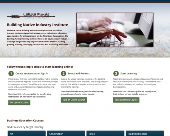 Building Native Industry Institute