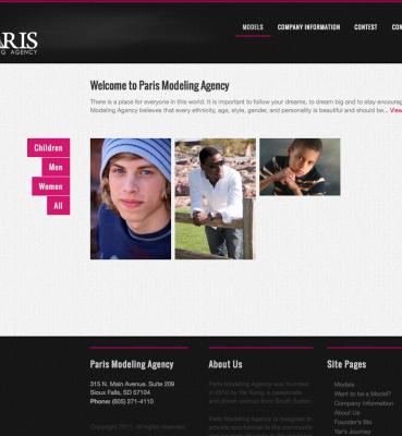 Paris Modeling Agency