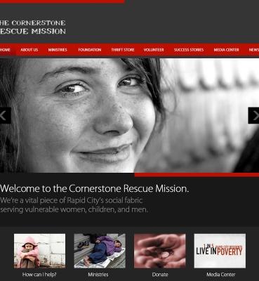 Cornerstone Rescue Mission