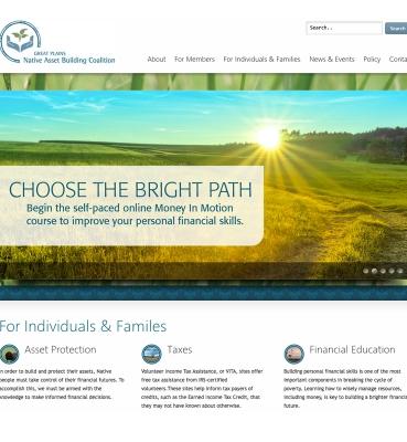 Great Plains Native Asset Building Coalition